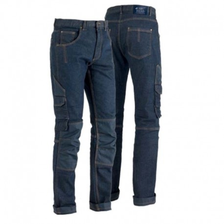 PANTALON STRETCH JEANS REFORZADO