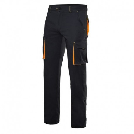 PANTALON BICOLOR STRETCH