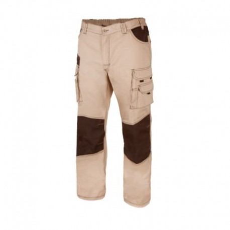PANTALON BICOLOR CANVAS