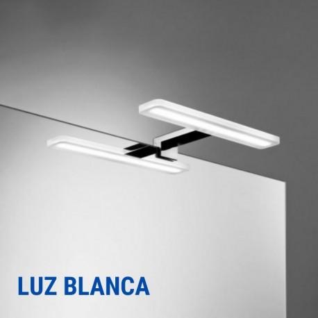 LLANES1 APLIQUE LED 230V 4,8W ALUMINIO CROMADO
