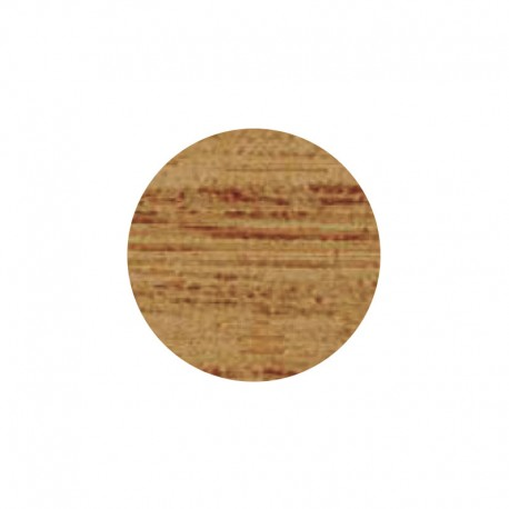 TAPON ADHESIVO ROBLE TRIGO 13mm (100U)