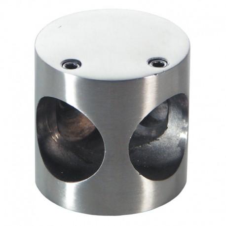 NUDO CONECTOR DE 90º PARA TUBO ø25mm CABINE
