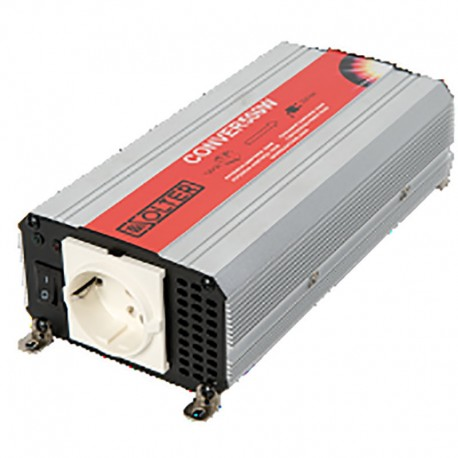 CONVERTIDOR INVERTER 12VDC-230VAC 500W