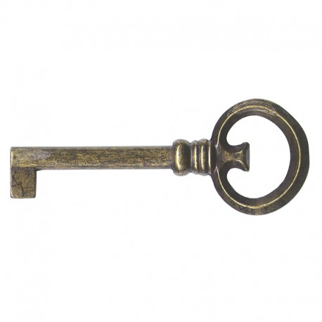 LLAVE PROVENZALL BRONCE V