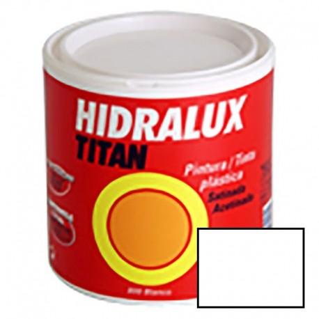 PINTURA SATINADA BLANCA HIDRALUX 125ml