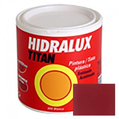 PINTURA SATINADA R/INGLES HIDRALUX 750ml